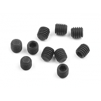 M3x3 Hex Set Screw (10) Featured Photo