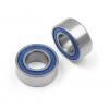 High-Speed Rubber-Sealed Ball-Bearing (5mm x 10mm x 4mm) (2) Photo #1