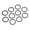 Silicone O-Ring (10mm x 1.5mm) (10)