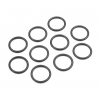 Silicone O-Ring (12.1mm x 1.6mm) (10)