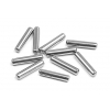 Polished Chrome Pin (2mm x 10mm) (10)