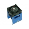 Motor Heat Sink w/Cooling Fan for 280/300 Motor (Blue)