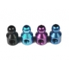 Stabilizer Ball Black (4pcs)