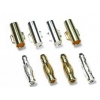 Silver Ram Connector Female (10 pcs)