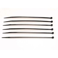 Cable Ties,Med,Black:TMX2.5,3.3,SLY (6) Featured Photo