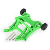 Wheelie Bar Mount Assembled, Green: Monster Jam Featured Photo