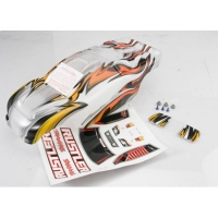 Prographix Body with Decals: Rustler Featured Photo