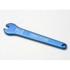 Flat Wrench, Blue Alum, 5mm Photo #1