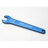 Flat Wrench, Blue Alum, 8mm