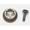 Diff, Ring Gear & Pinion Gear: 1/16 SLH, ERV