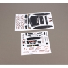 Decal Sheet: 1/16 Rally