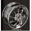Chrome Wheel Set