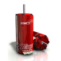 SC4X 550-Size 4.5T 4800kV Sensored Brushless Motor for 2S 4x4 Short Course Featured Photo